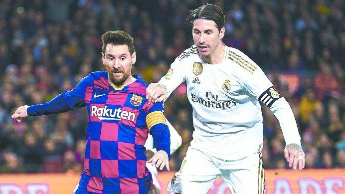 Lio Messi y Sergio Ramos podrían ser compañeros en el PSG.