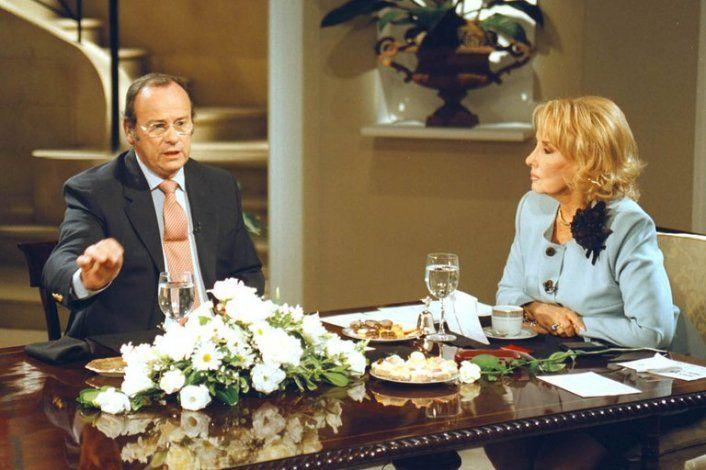 Horacio García Belsunce estará en la mesaza. Con un invitado polémico, Juanita quiere ganarle a Andy.