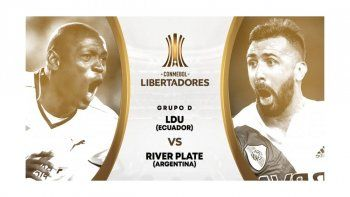 River vs LDU Quito: todo antes del encuentro