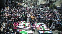 Las víctimas fatales por la escalada militar en la región ascendió a 228.