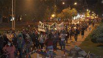 marcha de las antorchas: neuquinos apoyaron a los autoconvocados