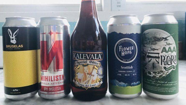 Cervezas artesanales: cinco birras locales que tenés que probar