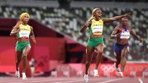 historico: elaine thompson gano el oro con record mundial en 100 metros llanos