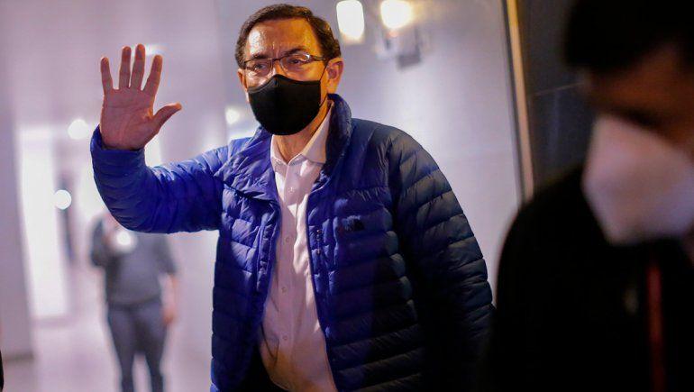 Perú: con Vizcarra afuera, asumió Merino