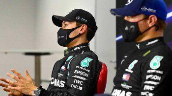 Russel-Bottas, el movimiento que tiene en vilo a la Fórmula 1