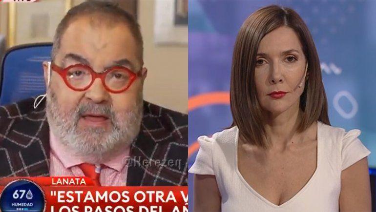 Jorge Lanata y Cristina Pérez confundieron las vacunas chinas y brindaron información falsa