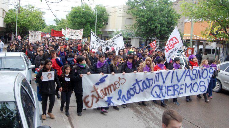 Buscarán construir un Plan Nacional contra las Violencias de Género