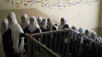 talibanes no dejan estudiar a las mujeres