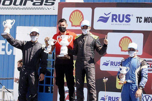 Valentín Jara despidió el año con un triunfo y lo recibió con otra victoria, en la Fórmula 3 Metropolitana.
