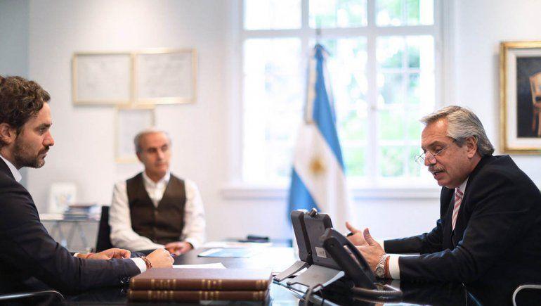 Fernández a los gobernadores: Es falso que la pandemia está superada