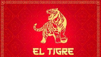 Horóscopo chino: cómo será la última semana de julio para el Tigre