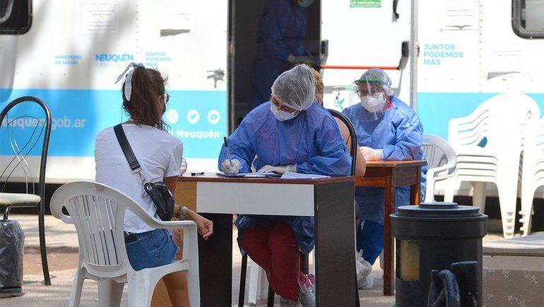COVID-19: hubo 2 muertes y se contagiaron otras 180 personas