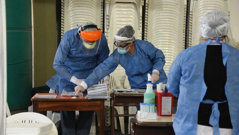 La provincia superó los 80 mil contagiados por COVID