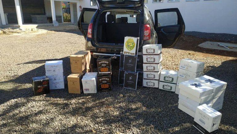 Crece el contrabando de vinos argentinos que van a Brasil