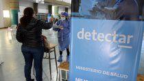 neuquen tuvo un muerto por covid y 154 nuevos casos