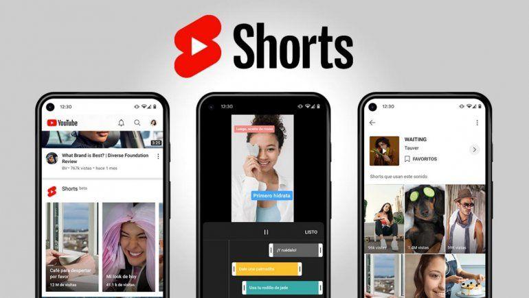 YouTube planea pagar hasta 10.000 dólares mensuales a quienes publiquen Shorts