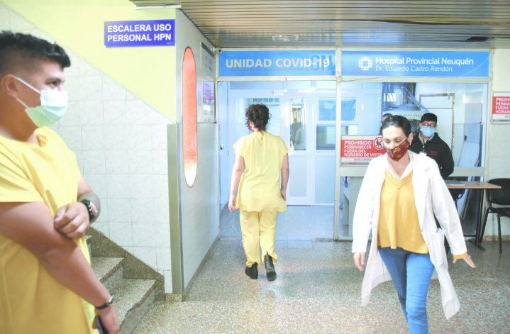 La ocupación de camas de terapia intensiva preocupa en Neuquén.