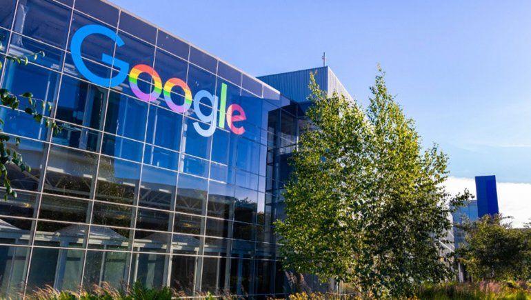 El Gobierno de Estados Unidos acusará a Google