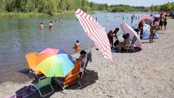 La ola de calor: el miércoles empieza fresco pero se esperan 35 grados
