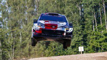 Kalle Rovanperä se convirtió en el ganador más joven del Rally Mundial