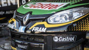Renault anunció sus invitados para los 200Km del Súper TC2000