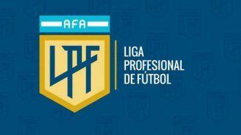 Liga Argentina de fútbol continuará durante este fin de semana