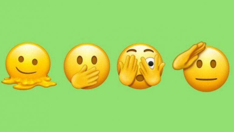 Día Mundial del Emoji: los nuevos emoticones que llegarán a WhatsApp.