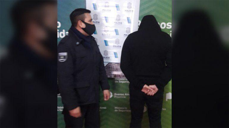 Detuvieron a un jinete-chorro que robaba en Buenos Aires