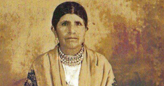 Dolores Cacuango, luchadora social ecuatoriana.