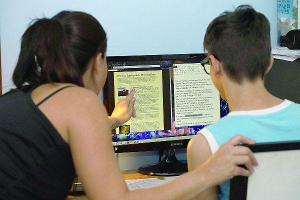 El COVID truncó el dictado presencial de las clases recién iniciado el año.