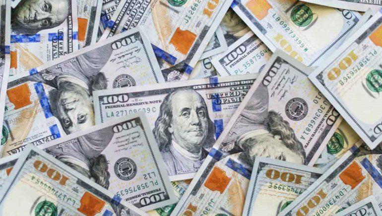 Así cotiza el dólar oficial y el blue este 22 de julio