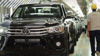 Toyota no consigue 200 personas con secundario completo