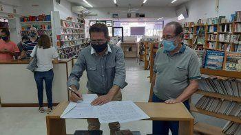 Libros comprados a Libracos serán para 88 bibliotecas