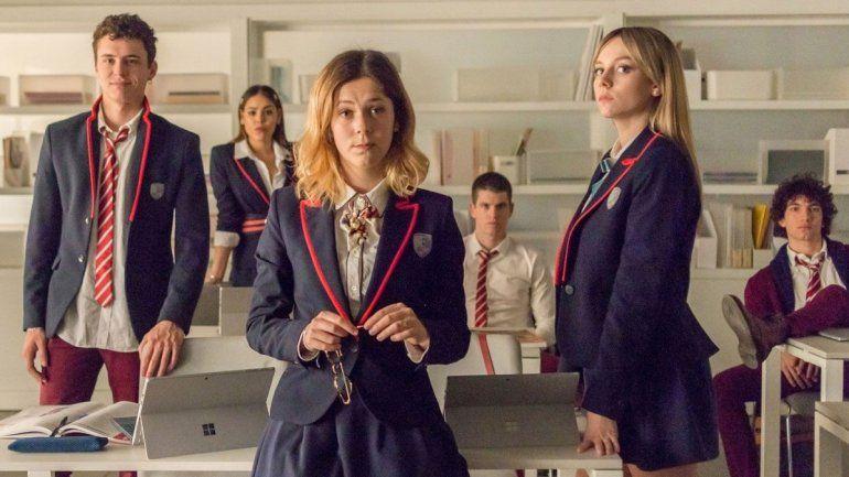 Élite tiene un total de tres temporadas en Netflix