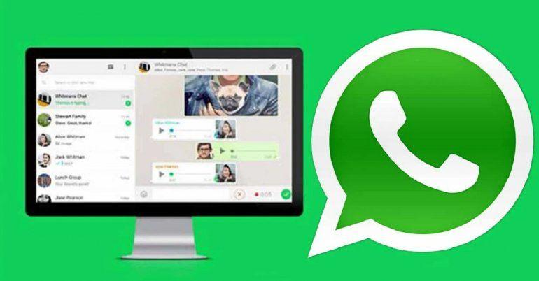 WhatsApp Web: aprendé a gestionar las sesiones activas