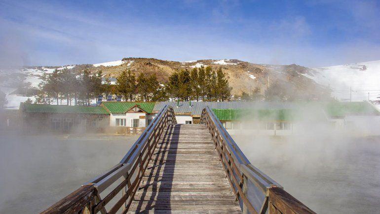 Copahue, un destino de energía en un paraíso volcánico