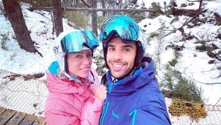 Nicole Neumann y Manu Urcera, una familia ensamblada