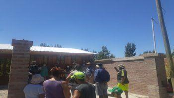 Barrio Hip´ódromo: un centenar de familias denuncian la falta de agua