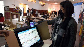 Buscan agilizar las urnas con la aplicación Voto Neuquén