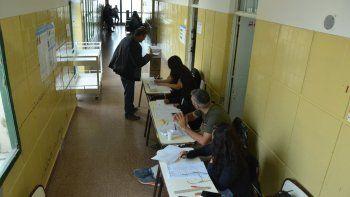 Comenzó la jornada electoral: Neuquén y el país ya votan en las PASO