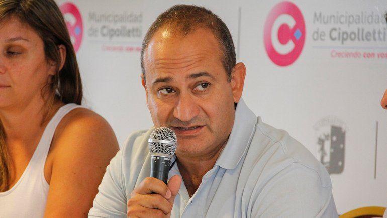 Pierucci pidió adherir al Plan Nacional de Suelo Urbano