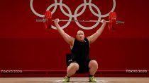 debuto la primera atleta transgenero en la historia de los jj.oo.