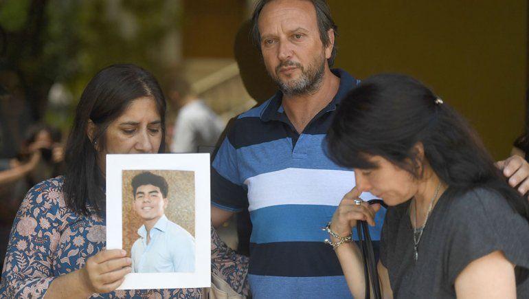 Muerte en Villa Gesell: Estamos destrozados, era nuestro único hijo