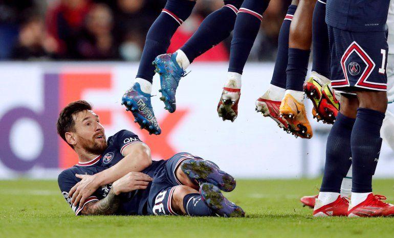 Messi hizo el cocodrilo, la foto recorre el mundo y hay memes