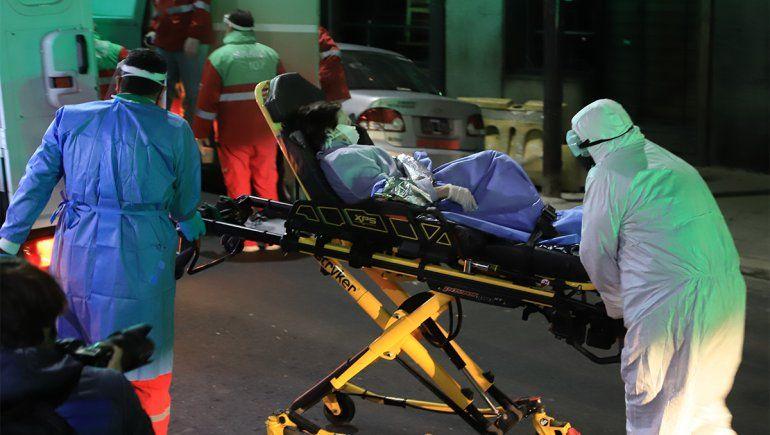 Argentina superó las 35.000 muertes por coronavirus