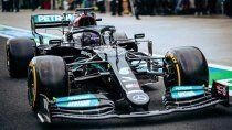 Lewis Hamilton ganó la clasificación de la Fórmula 1 en Turquía