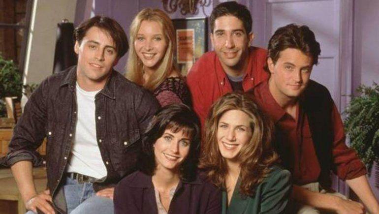 Friends: Matthew Perry confirmó la fecha del especial por los 25 años