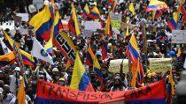 protestas en colombia: 379 desaparecidos