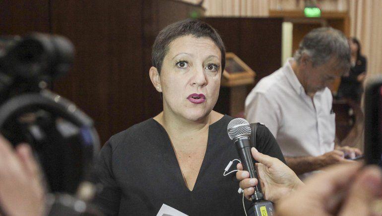 La diputada Soledad Martínez pidió explicación a Nación por el natatorio de Caviahue.