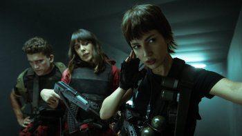 La Casa de Papel es la serie española más vista de Netflix